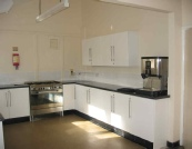 Little Chalfont Village Hall kitchen